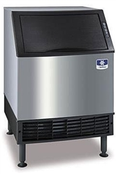 "Ice Maker, Undercounter ""Neo Series"" With Bin, Full Dice Cubes, 135 lb/day- UDF-0140A by Manitowoc."