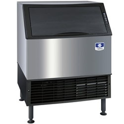 Ice Maker Machine, UC Neo W/Bin Half Dice 290 lb/day - UYF-0310A by Manitowoc.