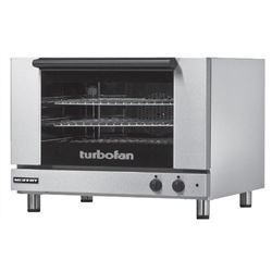 Oven, Turbofan Convection Electric, Full Size - 208-240V, E27M3 by Moffat.