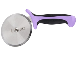 "Pizza Cutter, Purple Handle 4"" - M18604PU by Mercer Tool."