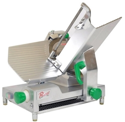 "Meat Slicer, 12"" ""Deluxe Model"" Manual Operation, PS-12D by Primo."
