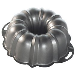 Cake Pan, 12 Cup Bundt, 50342 by Nordic Ware.