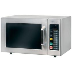 Microwave Oven, 1000 Watts, Touch Pad, NE-1064F by Panasonic.
