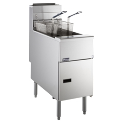 Fryer, Floor Model 50lb - Nat. Gas, SG14RS-NAT by Pitco.