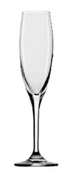 "Glass, Flute Champagne 5 3/4 oz., Stolzle, ""Classic Pattern"", 2150017T by Anchor Hocking."