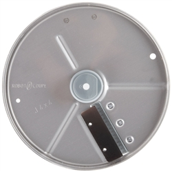 "Julienne Disc, 4Mm (5/32""), 27047 by Robot Coupe."