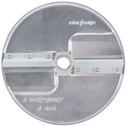 "Julienne Disc For CL50E, 4x4 mm (5/32""), 28052 by Robot Coupe."