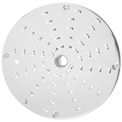 "Grating Disc For CL50E, 3 mm (1/8""), 28058 by Robot Coupe."