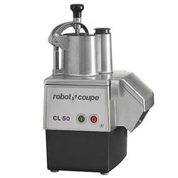Food Processor, High Volume Continuous Feed, CL50E by Robot Coupe.
