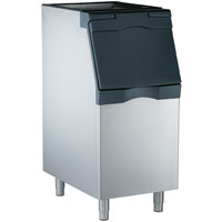 "Ice Storage Bin, 22"" Wide, 370 lb Capacity, B322S by Scotsman."