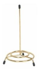 Check Holder, Spindle Type - Gold/Brass Finish, SLSPIN001 by Thunder Group.