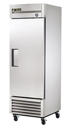 Refrigerator, Reach-In Solid Door - 1 Section, T-23-HC by True.