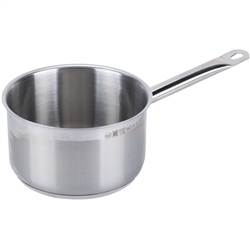 Sauce Pan, 2 3/4qt Professional Stainless Steel, 3802 by Vollrath.