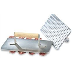 Griddle Weight, Chrome Plated Steel, 47708 by Vollrath.