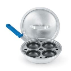 Egg Poacher, Stove Top 4 Cup, 56507 by Vollrath.