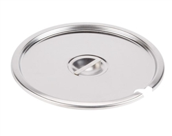 Vollrath Inset Cover, 11 Quart, Slotted - 78200