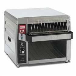 Toaster, Conveyor 120V, CTS1000 by Waring.