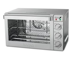 Oven, Convection Half Size Countertop - 120V, WCO500X by Waring.