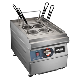 Pasta Cooker, Single Tank, Electric - WPC100 by Waring