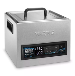 Sous Vide Circulator, Bath, Complete 120V - WSV16 by Waring
