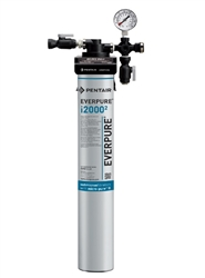 Water Filter, Ice Makers Up To 500 lbs - EV932401 by Everpure.