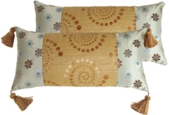 Summer Sand Decorative Pillow
