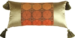 Nirvana Sun Decorative Pillow