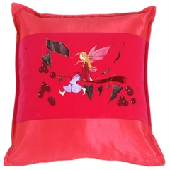 Fairy Throw Pillow Luella Rose