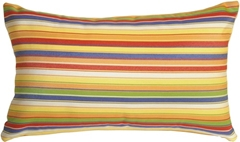 Sunbrella Castanet Beach 12x20 Outdoor Pillow