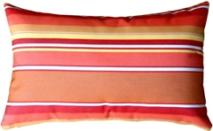 Sunbrella Dolce Mango 12x20 Outdoor Pillow