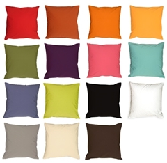 Caravan Cotton 20x20 Throw Pillows