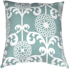 Waverly Fun Floret Spa 20x20 Throw Pillow
