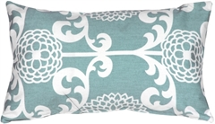 Waverly Fun Floret Spa 12x20 Throw Pillow