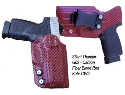 "Silent Thunder ""G02 OWB"" (Outside the Belt)"