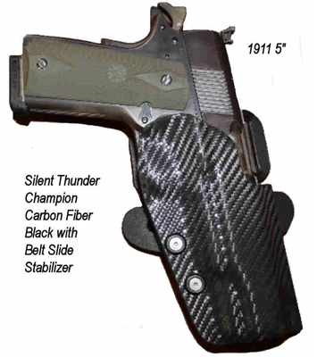 "Silent Thunder ""Champion"" (OWB-IDPA Compliant)"