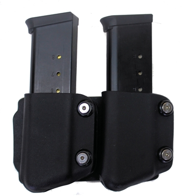 K2S Double Mag Pouch (Single Stack)
