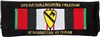 Operation Enduring Freedom - 1st Cavalry