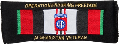 Operation Enduring Freedom - 82nd Airborne