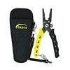 "8"" SS Pliers w Chrome Vanadium Side Cutters Yellow/Black"