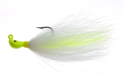 Hookup lures bucktail