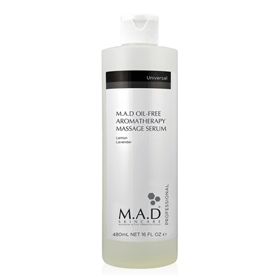 M.A.D Oil Free Aromatherapy Massage Serum