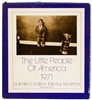 KRIMS, Les. The Little People of America 1971