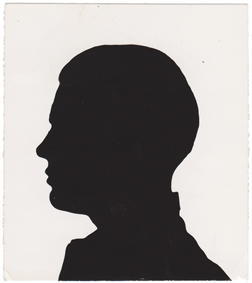 Profile in Silhouette