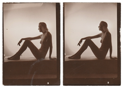 Nude Diptych