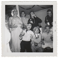 Crossdresser Party, 1955