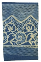 Small Lace Cyanotype