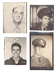 Photo Booth Faces - Men in Uniform