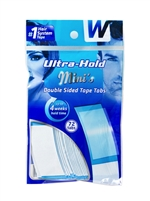 Ultra Hold Hair Tape - Mini Strips -- Walker Tape