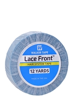 "Lace Front 3/4"" x 12yds - Hair Tape Adhesive -- Walker Tape"