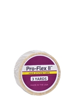 "Pro-Flex 3/4"" x 3yds - Hair Tape Adhesive -- Walker Tape"
